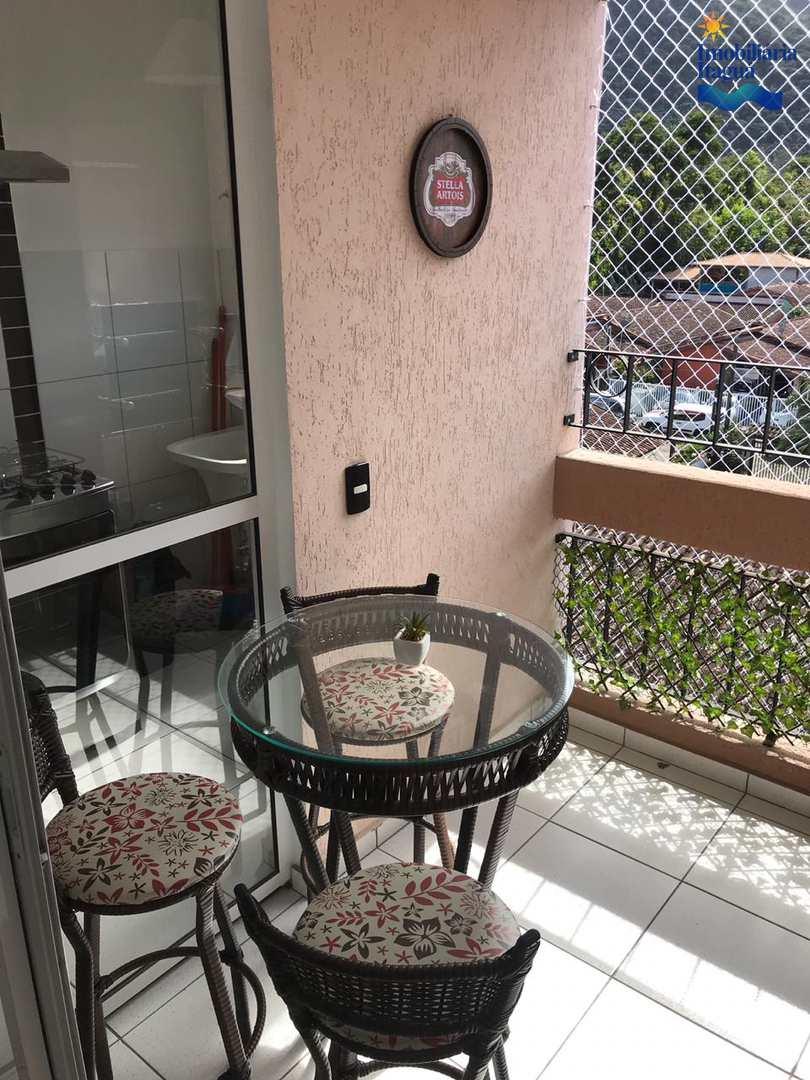 Apartamento com 2 dorms, Centro, Ubatuba - R$ 380 mil, Cod: AP1139