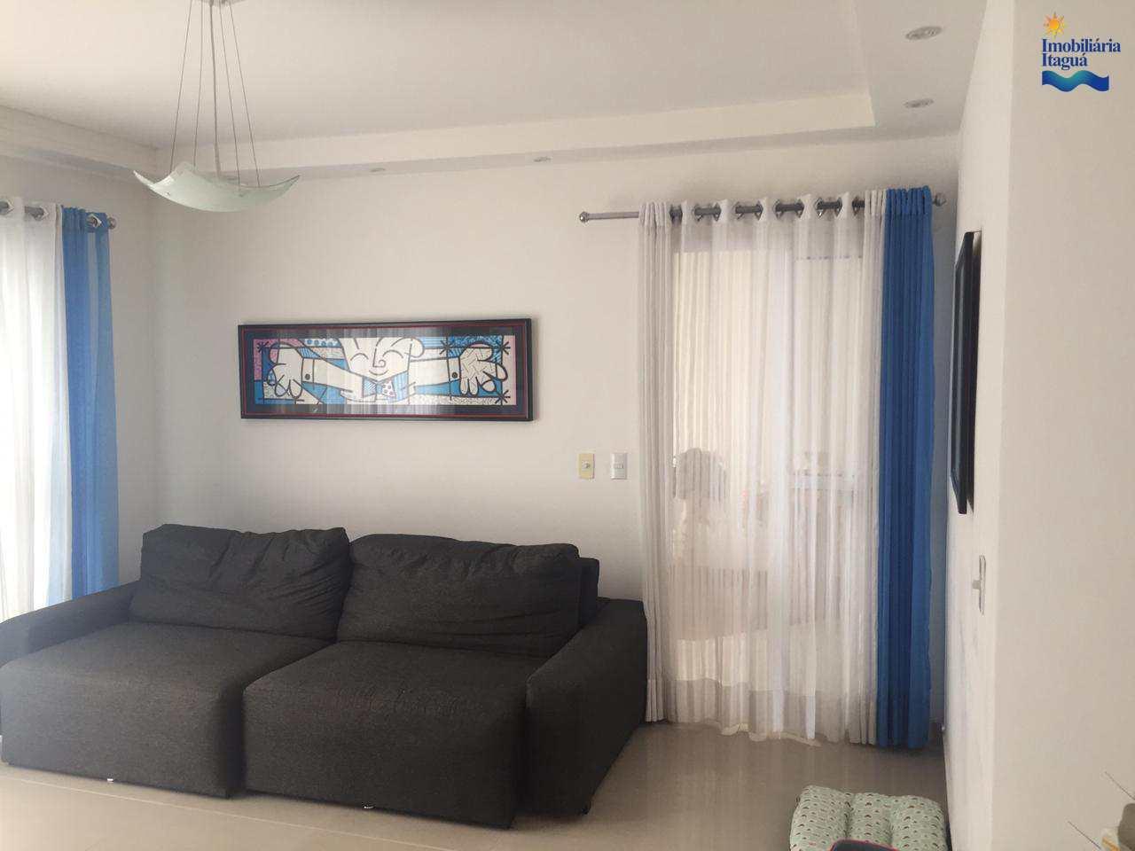 Apartamento com 3 dorms, Itagua, Ubatuba - R$ 860.000,00, 140m² - Codigo: AP1233