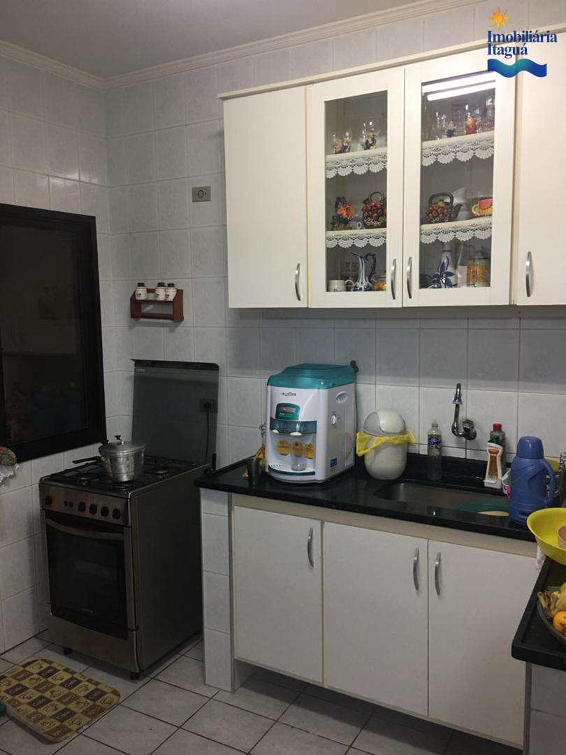 Apartamento com 2 dorms, Centro, Ubatuba - R$ 350.000,00, 81m² - Codigo: AP1275
