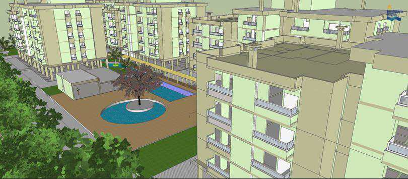 Apartamento com 2 dorms, Perequê Açu, Ubatuba - R$ 265.000,00, 63m² - Codigo: AP1276