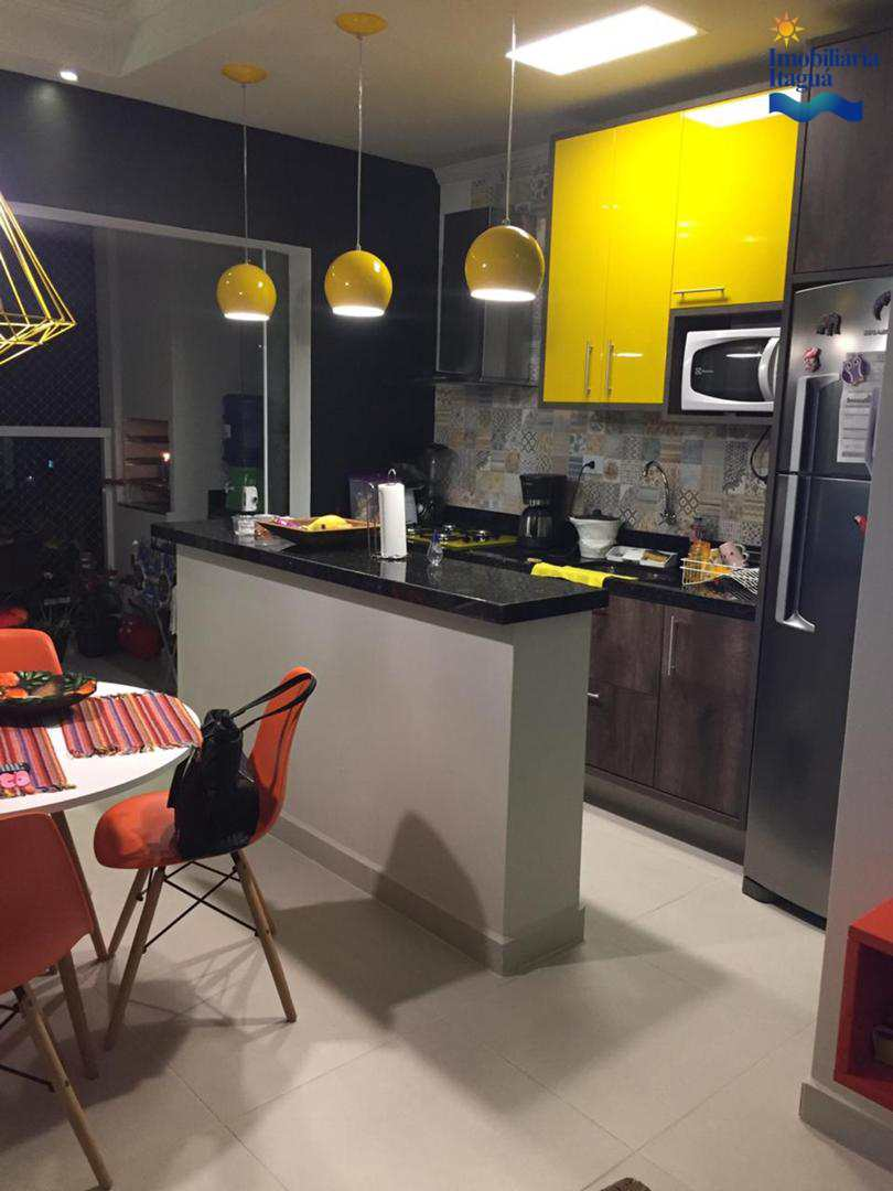 Apartamento novo  Perequê Açu, 65m²
