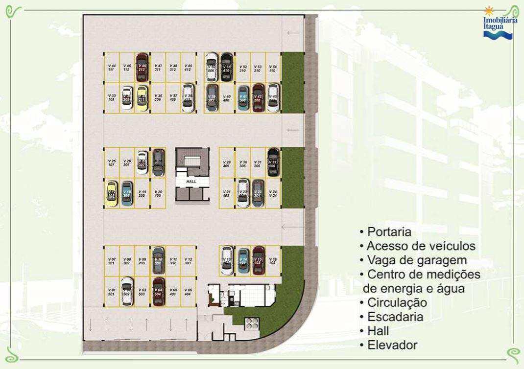 Apartamento lançamento com 2 dorms, no bairro Toninhas Ubatuba