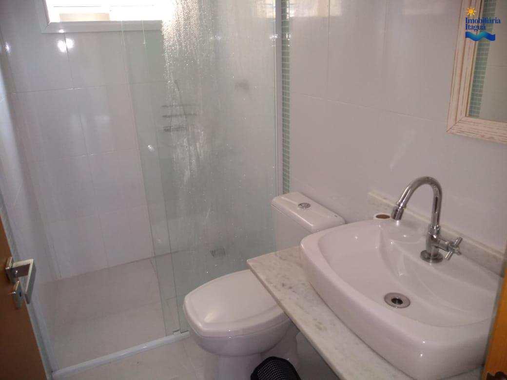 Apartamento com 2 dorms, Itagua, Ubatuba - R$ 390 mil, Cod: AP1280