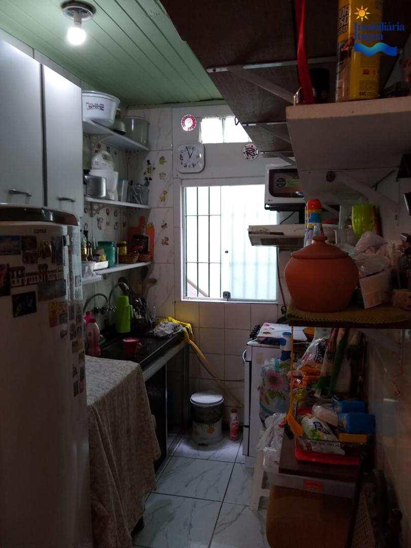 Apartamento com 2 dorms, Itagua, Ubatuba - R$ 220.000,00, 60m² - Codigo: AP1282