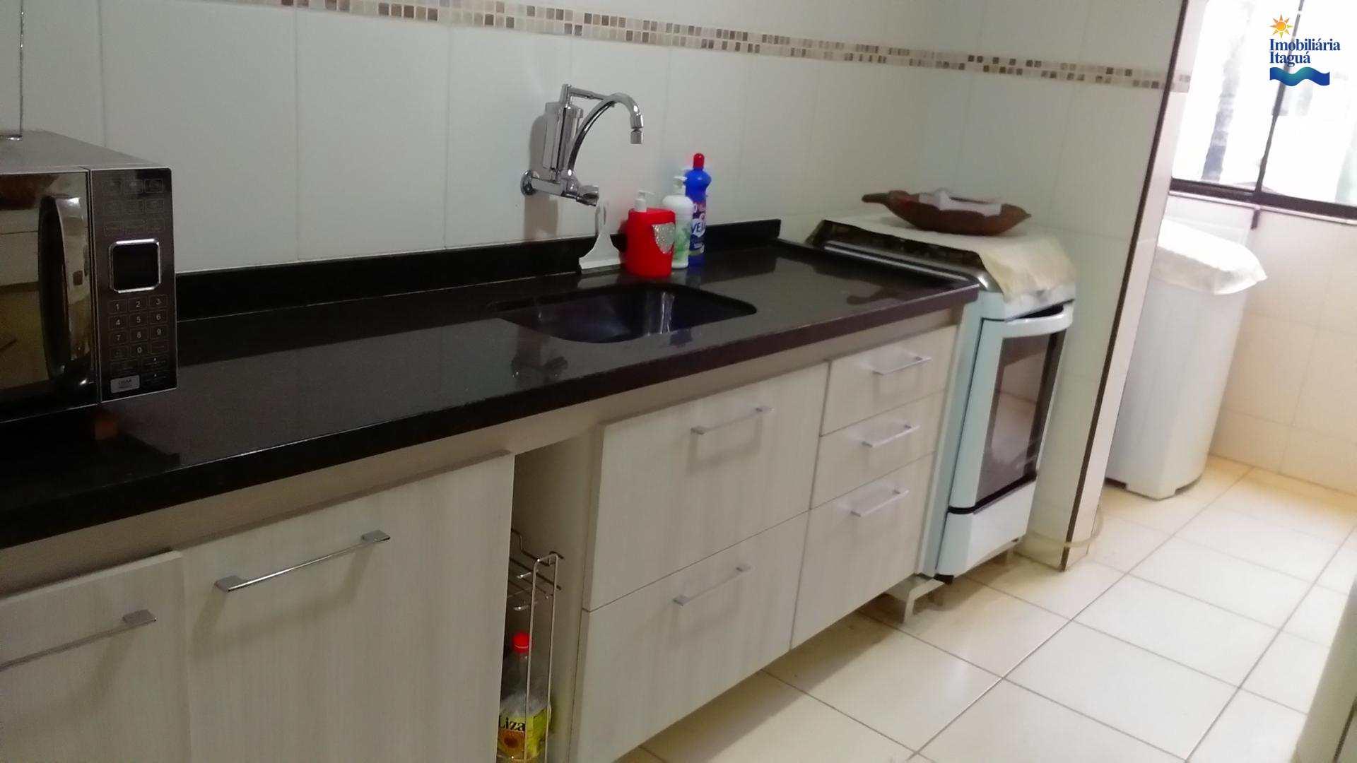 Apartamento com 2 dorms, Itagua, Ubatuba - R$ 350 mil, Cod: AP1286