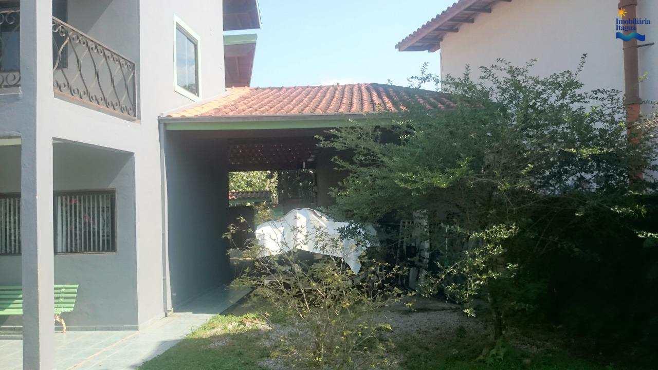 Casa com 5 dorms, Parque Vivamar, Ubatuba - R$ 850 mil, Cod: CA1007