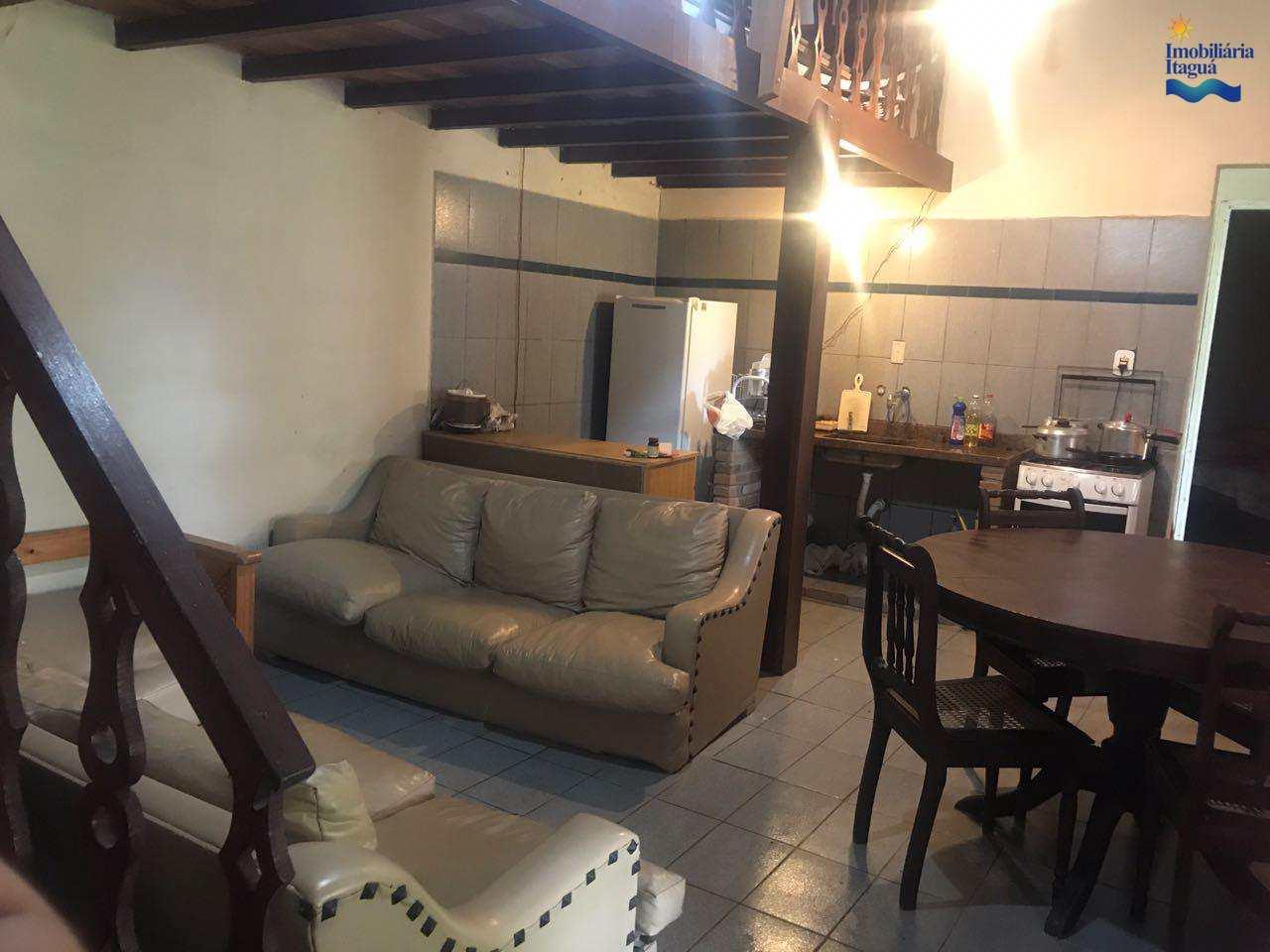 Casa com 1 dorm, Perequê Mirim, Ubatuba - R$ 250 mil, Cod: CA1008