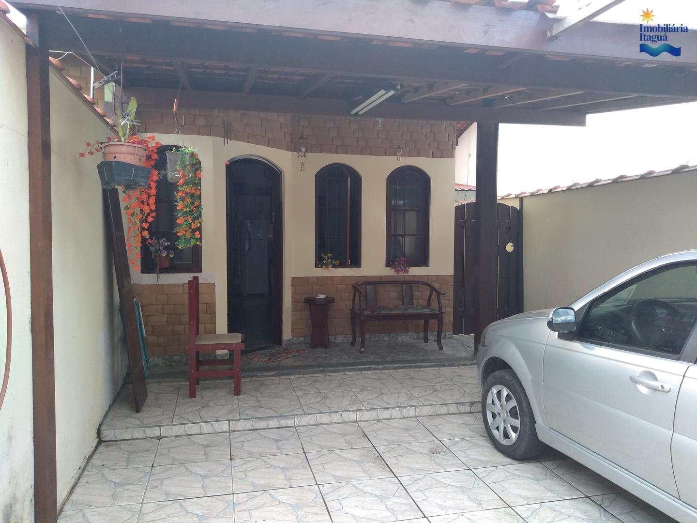 Casa com 3 dorms, Itagua, Ubatuba - R$ 425 mil, Cod: CA1009