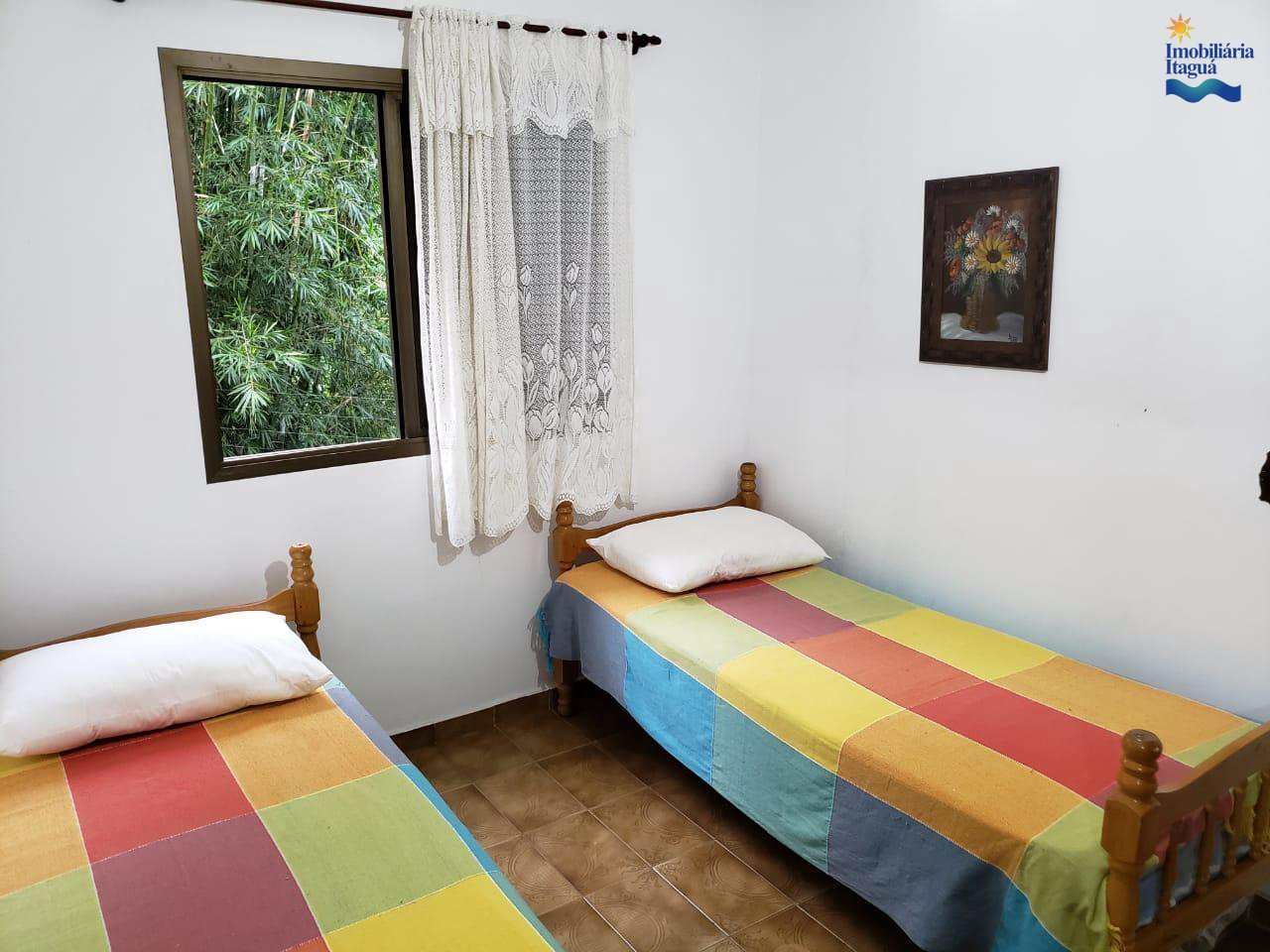 Apartamento com 3 dorms, Centro, Ubatuba - R$ 400 mil, Cod: ap1359