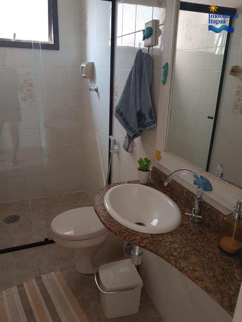 Apartamento com 2 dorms, Centro, Ubatuba - R$ 350 mil, Cod: AP1361