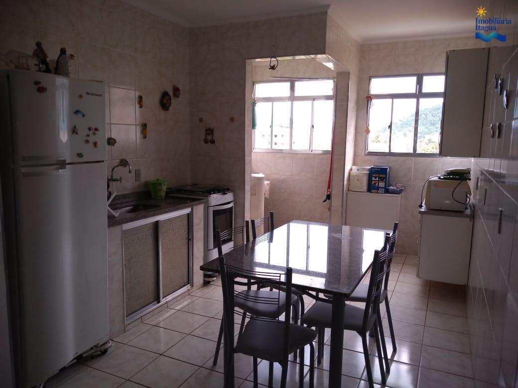Apartamento com 2 dorms, Tenório, Ubatuba - R$ 350 mil, Cod: ap1363