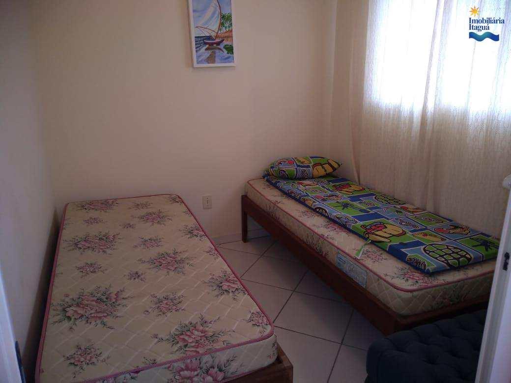 Apartamento com 2 dorms, Itagua. Locação definitiva