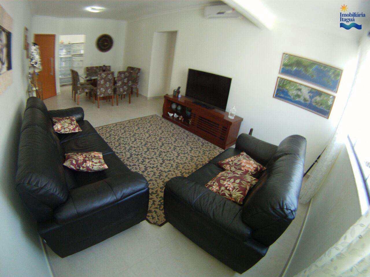 Apartamento com 2 dorms, Tenório, Ubatuba - R$ 450 mil, Cod: ap1365