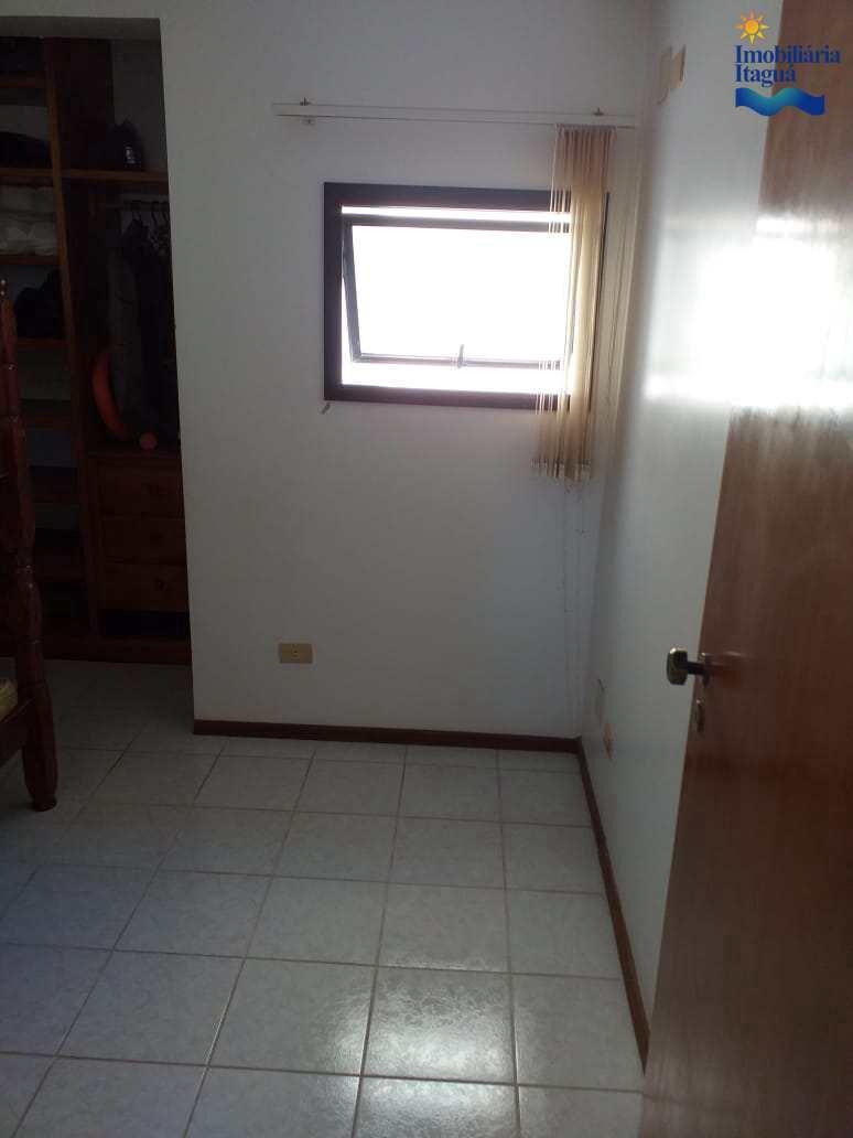 Apartamento Duplex com 2 dorms, Itagua, Ubatuba - Vista do Mar