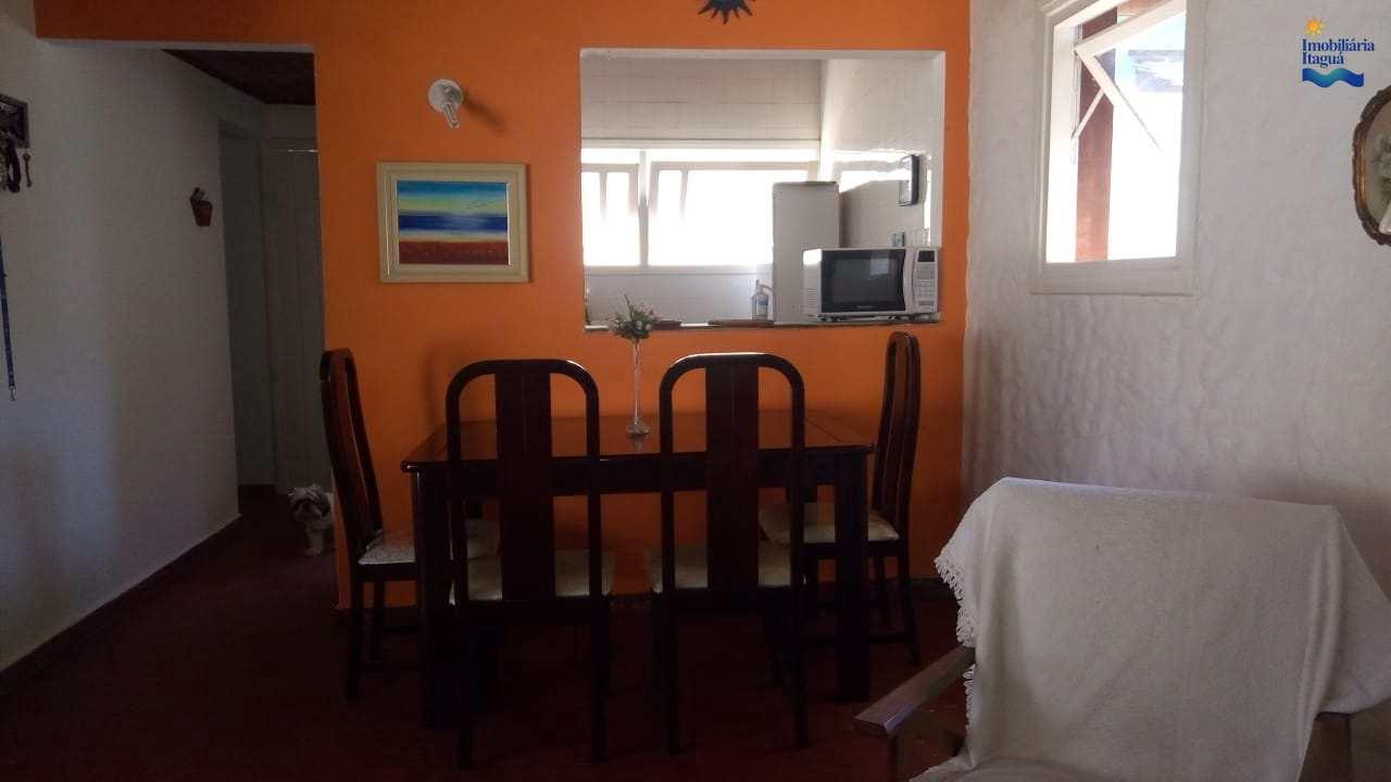 Casa com 2 dorms, Itagua, Ubatuba - R$ 640 mil, Cod: ca1136