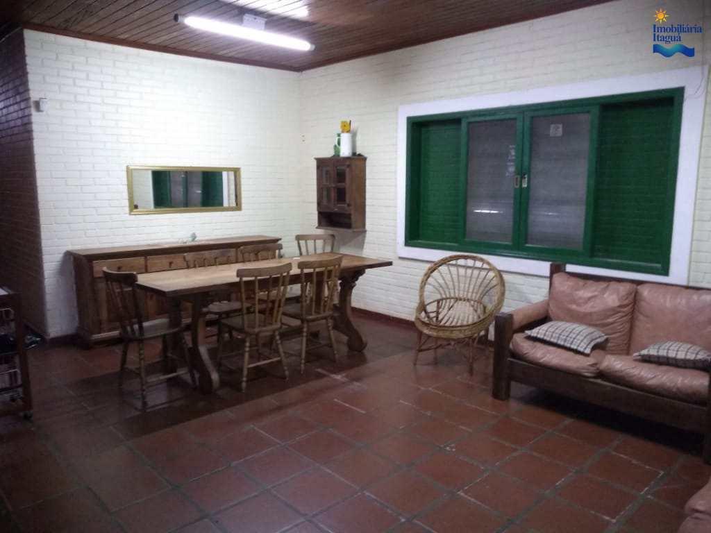 Casa com 3 dorms, Itagua, Ubatuba, Cod: lc226