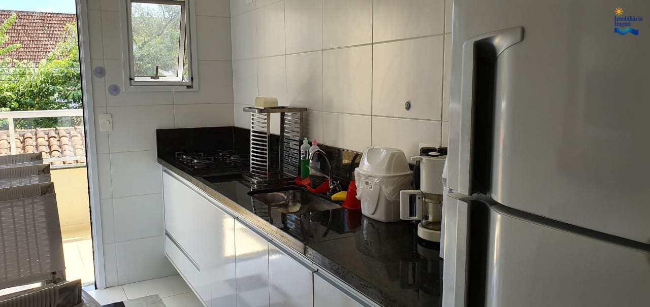 Apartamento com 3 dorms, Itagua, Ubatuba - R$ 450 mil, Cod: ap1505