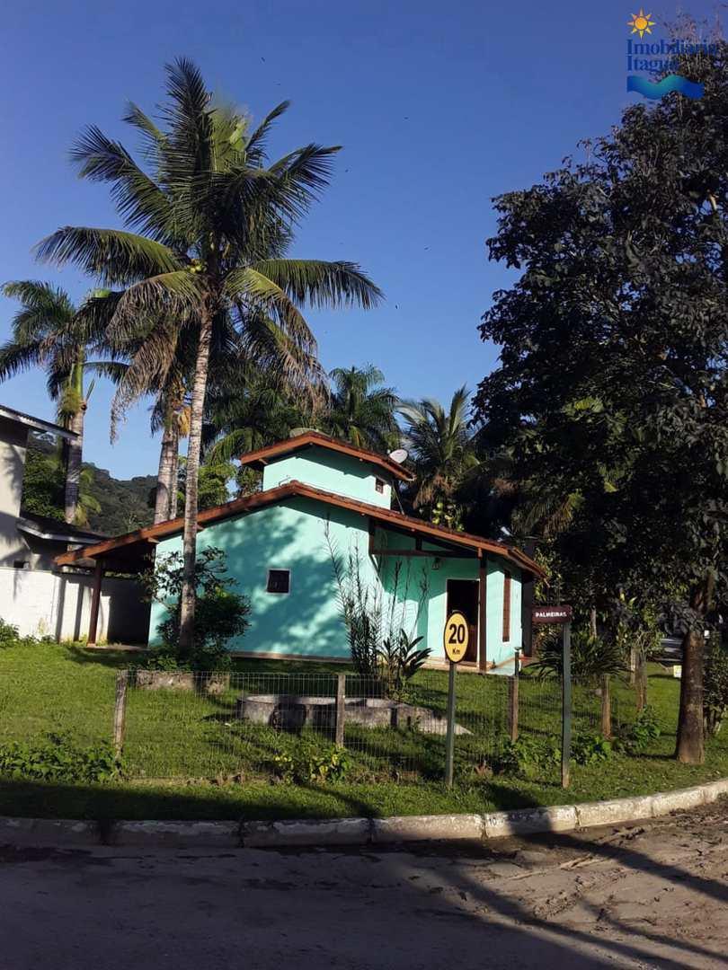 Casa de Condomínio com 2 dorms, Horto Florestal, Ubatuba - R$ 495 mil, Cod: ca1155