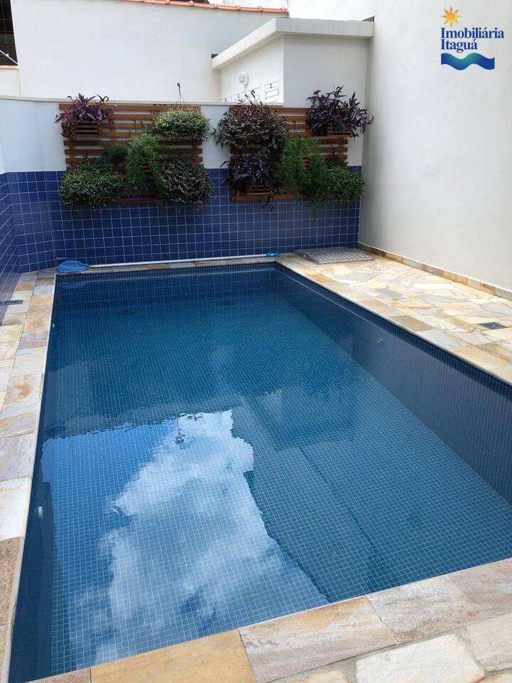 Apartamento com 2 dorms, Itagua, Ubatuba - R$ 420 mil