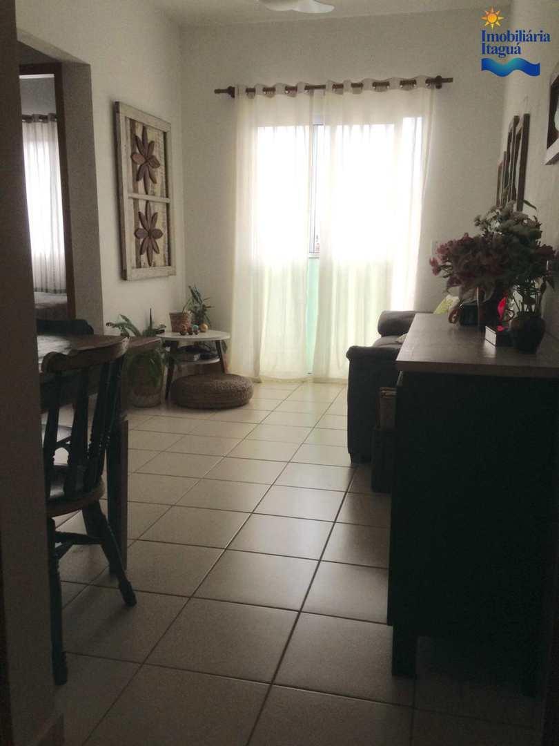 Apartamento com 1 dorm, Estufa II, Ubatuba - R$ 190 mil, Cod: ap1533