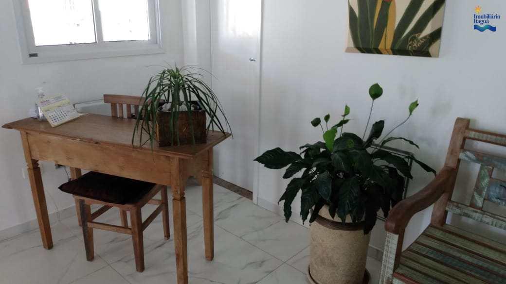 Cobertura com 2 dorms, Itagua, Ubatuba - R$ 560 mil, Cod: ap1539