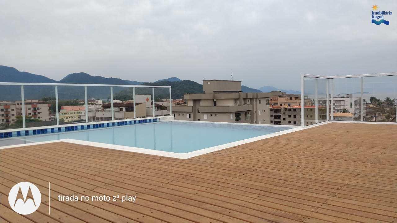 Apartamento com 2 dorms, Centro, Ubatuba - R$ 580 mil, Cod: ap1570