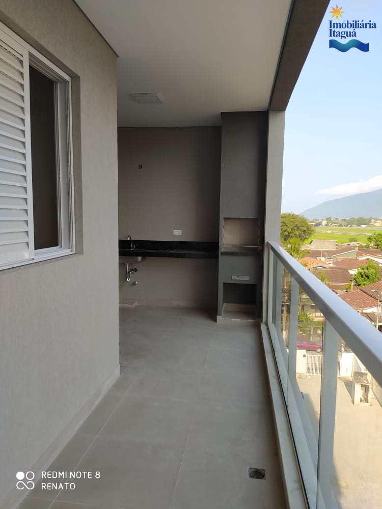 Apartamento novonovo com 3 dorms, Itagua, Ubatuba