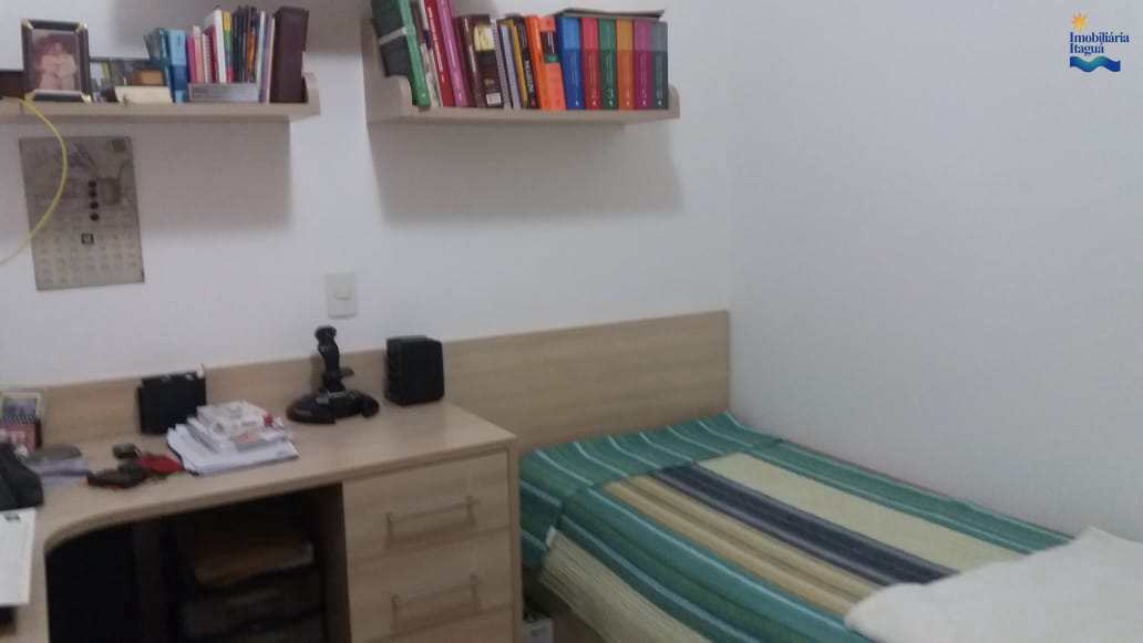 Apartamento com 3 dorms, Itagua, Ubatuba - R$ 870 mil, Cod: AP1597