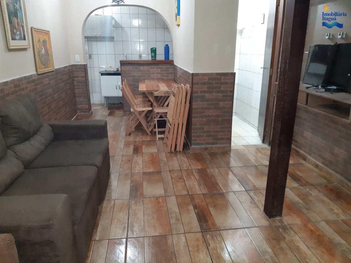 Sobrado com 2 dorms, Perequê Açu, Ubatuba - R$ 360 mil, Cod: CA1186