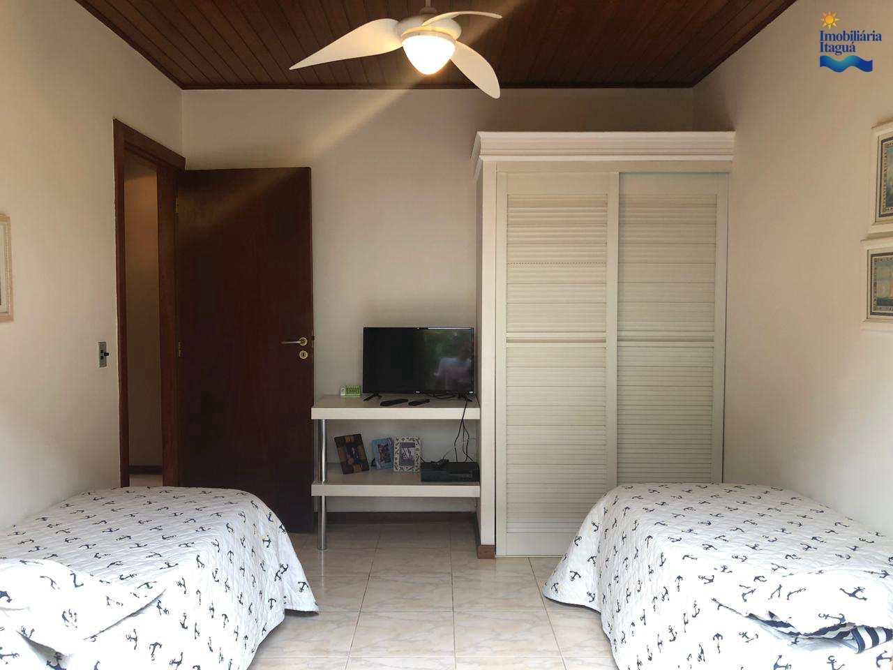 Casa de Condomínio com 4 dorms, Domingas Dias, Ubatuba, Cod: CA1199