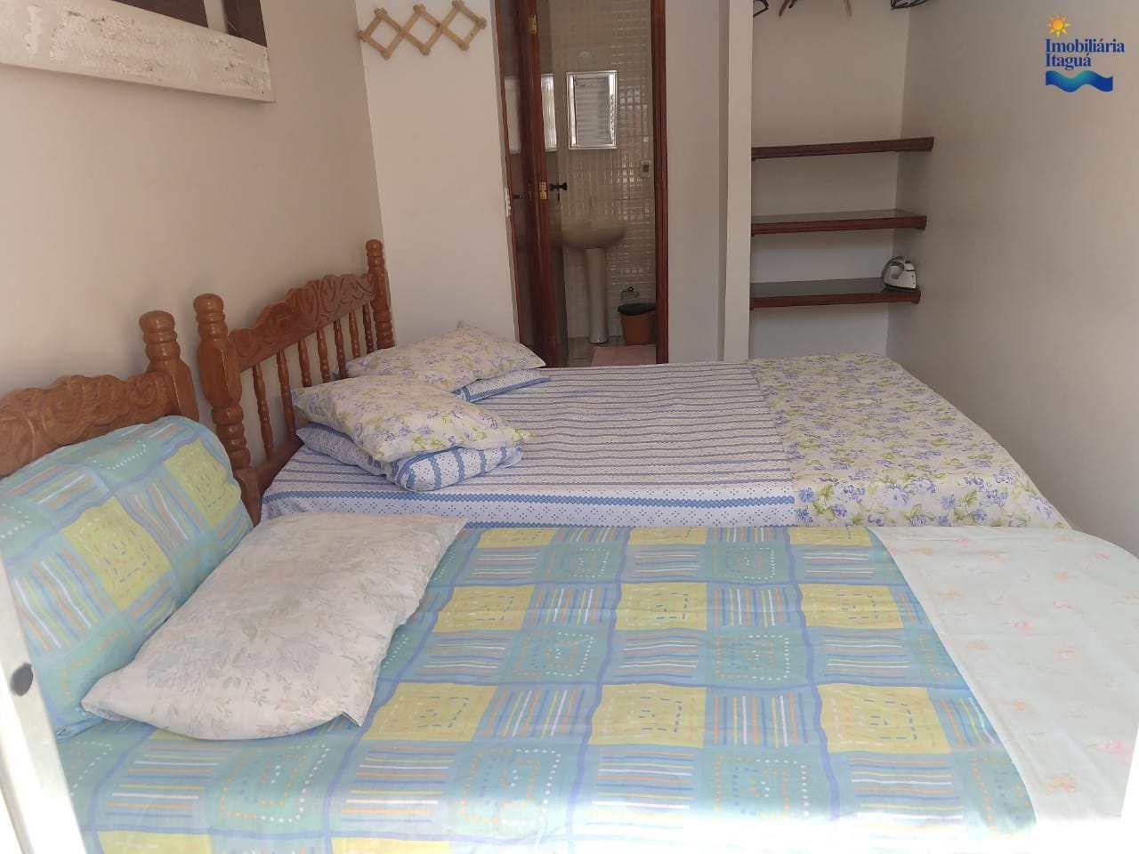 Apartamento com 2 dorms, Praia Grande, Ubatuba - R$ 360 mil, Cod: AP1632