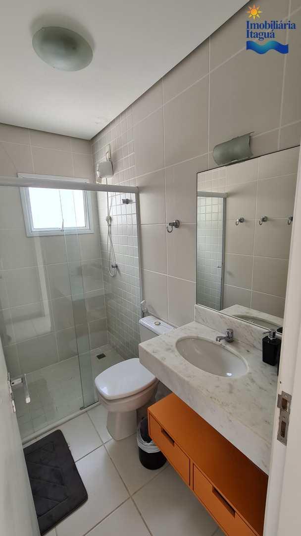 Apartamento com 3 dorms, Itagua, Ubatuba - R$ 780 mil, Cod: AP1692
