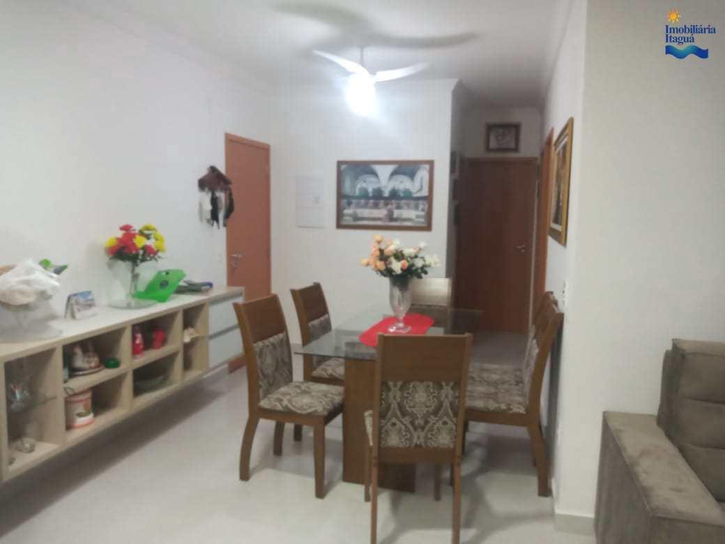 Apartamento com 3 dorms, Praia das Toninhas, Ubatuba - R$ 630 mil, Cod: AP1709