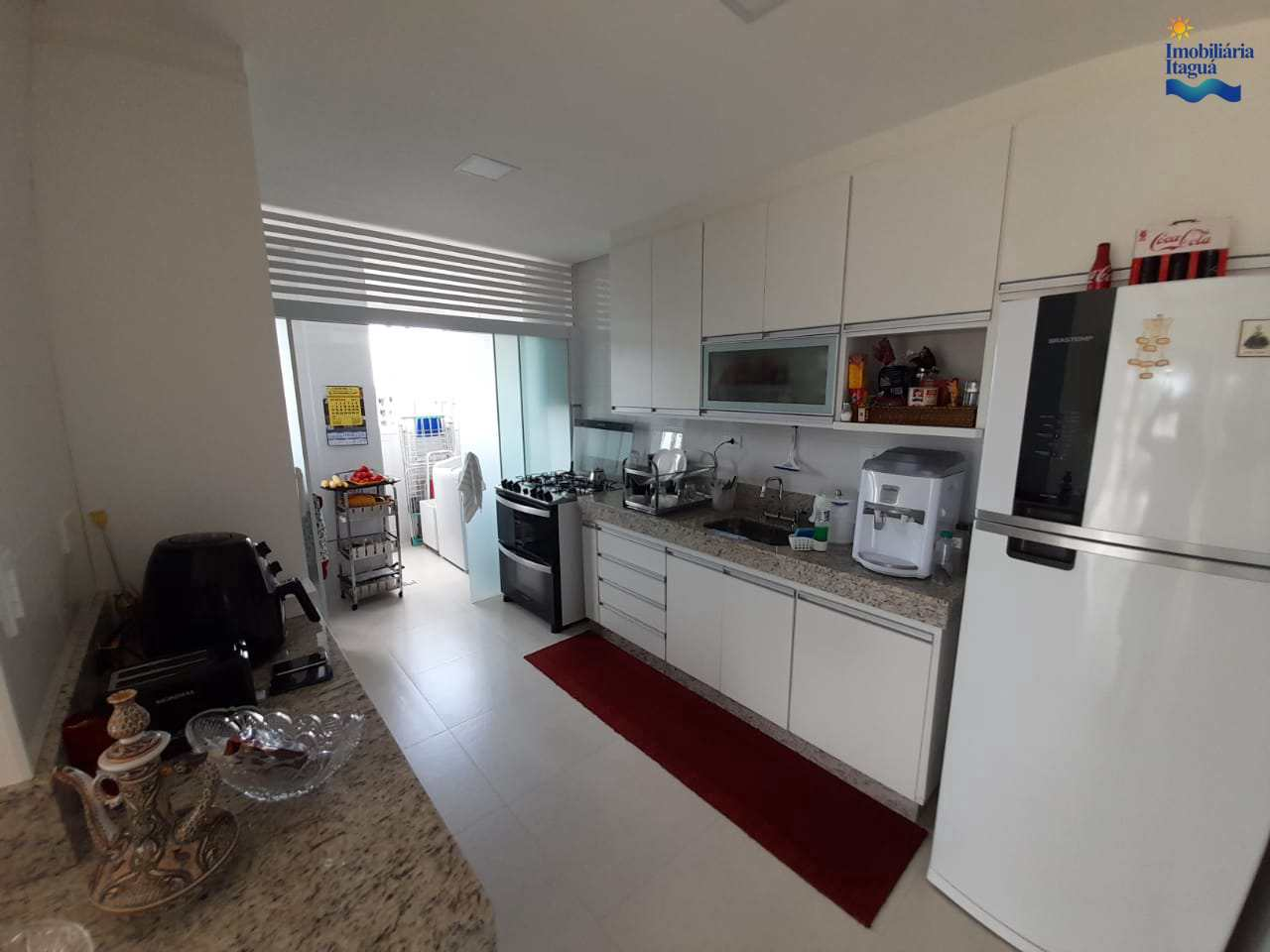 Cobertura com 3 dorms, Itagua, Ubatuba - R$ 1.3 mi, Cod: AP1717