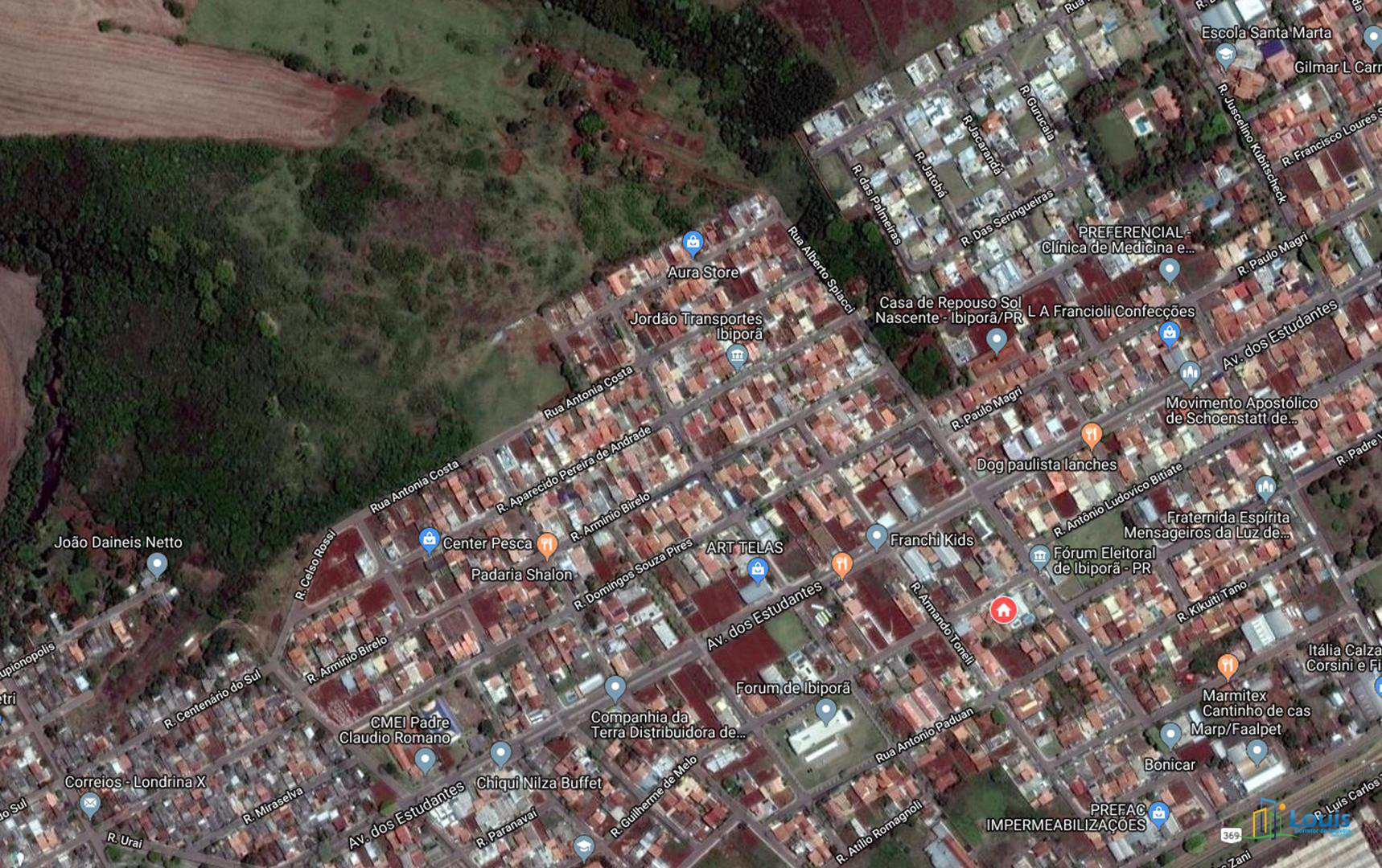 Sobrado 340m² Alto Padrão, 3 dorms, Vila Romana, Ibiporã/PR