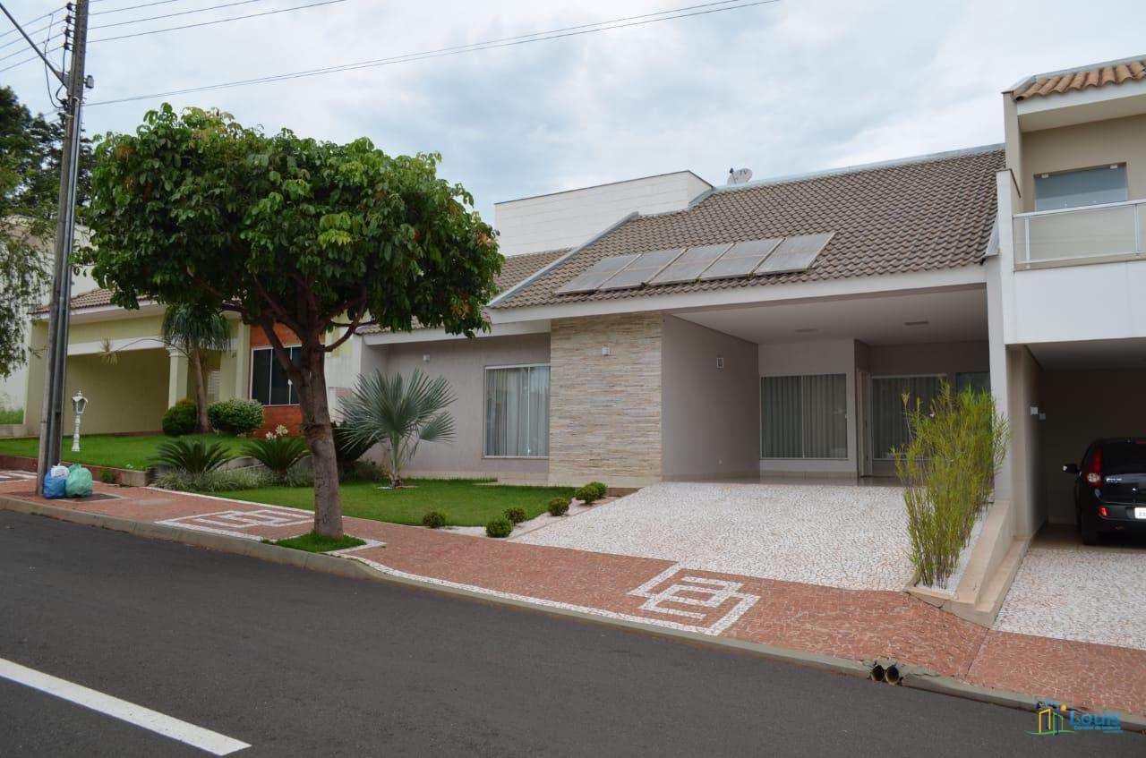 Casa 215m² Alto Padrão, Moradas do Arvoredo, Ibiporã/PR