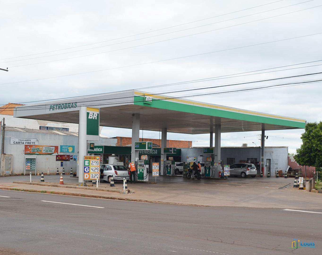 Auto Posto Conveniência (Port. Fechada), Jd Beltrão, Ibiporã/PR