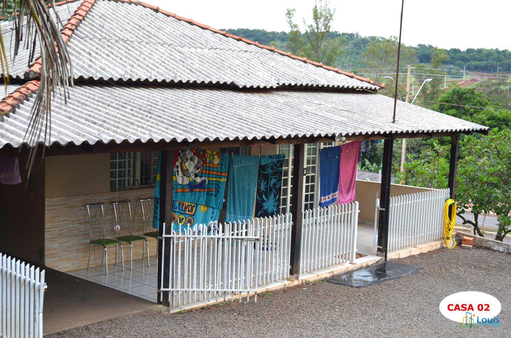 Chácara 2.500m², c/ 2 Casas, Recanto Boa Vista - Ibiporã/PR