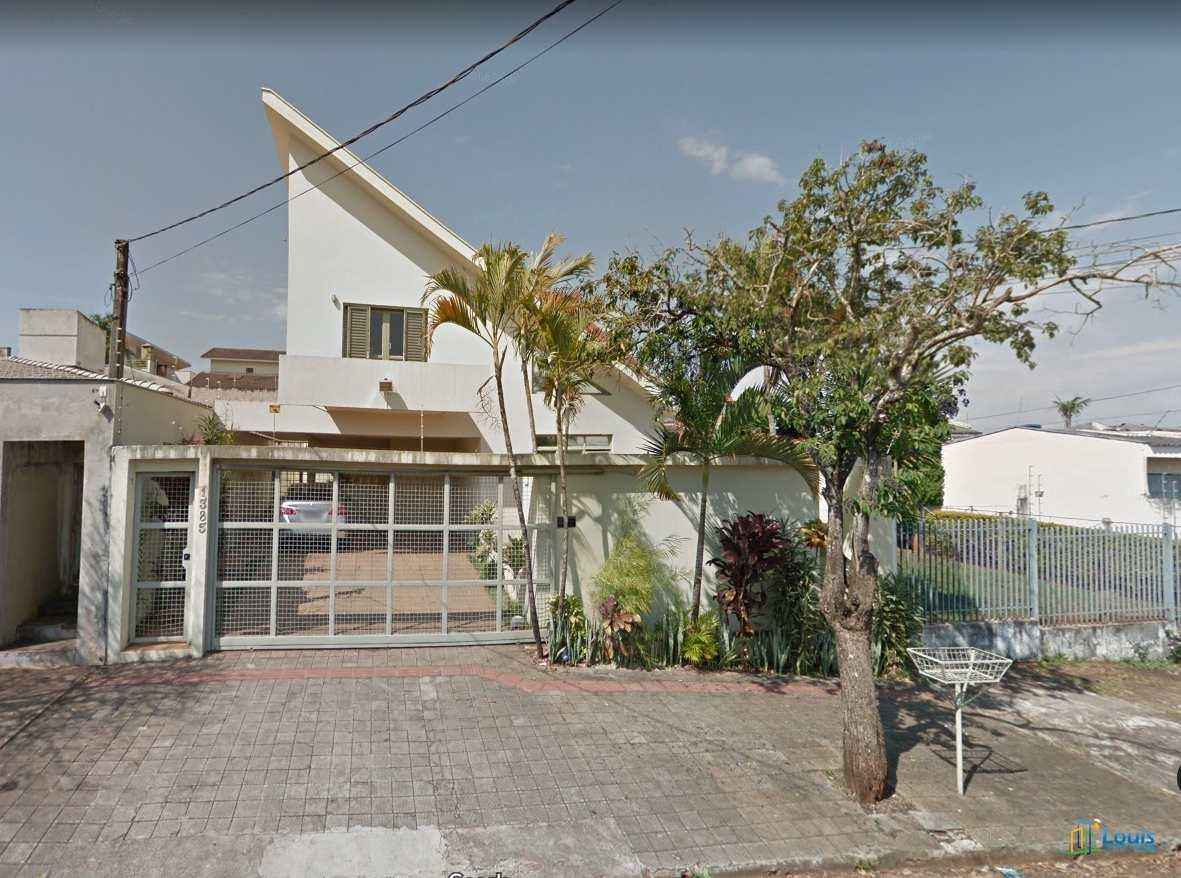 Sobrado em Londrina, Jd Terra Bonita, 297m², 5 Quartos