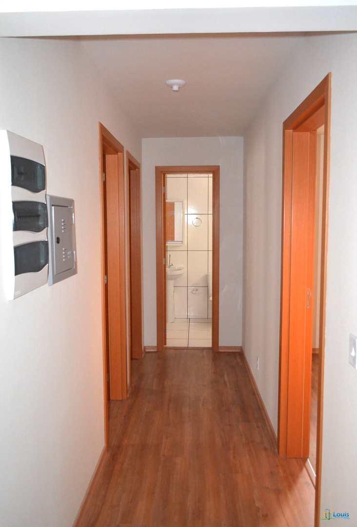 Apartamento com 3 dorms, Conjunto Vivi Xavier, Londrina - R$ 165 mil, Cod: 314