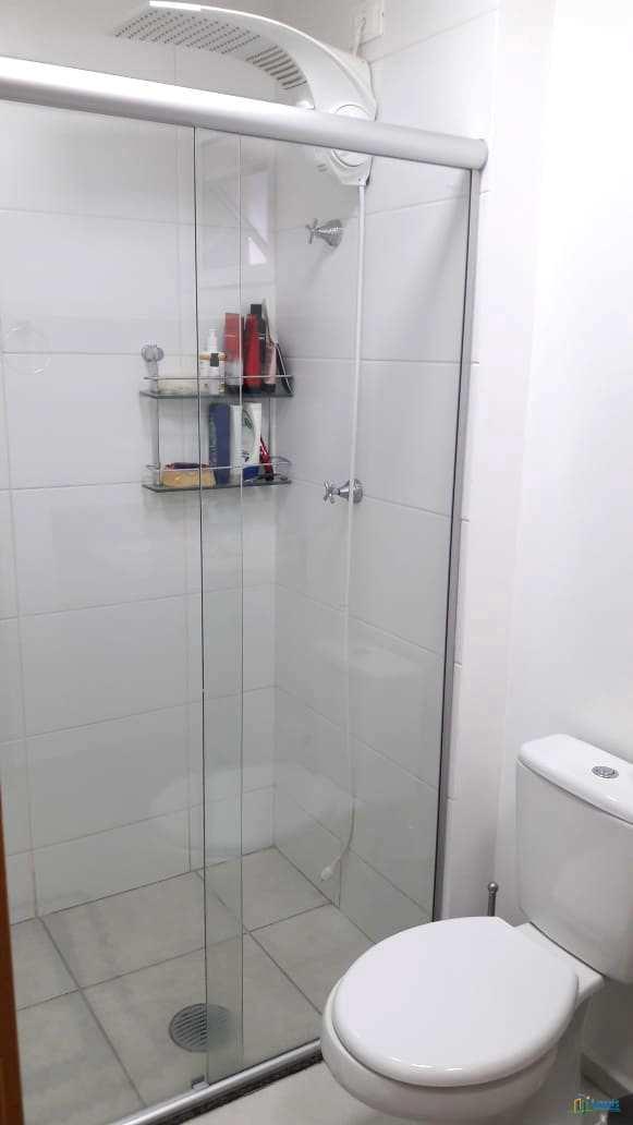 Apartamento 70m², 3 Quartos, Res. Incanto - Ibiporã/PR