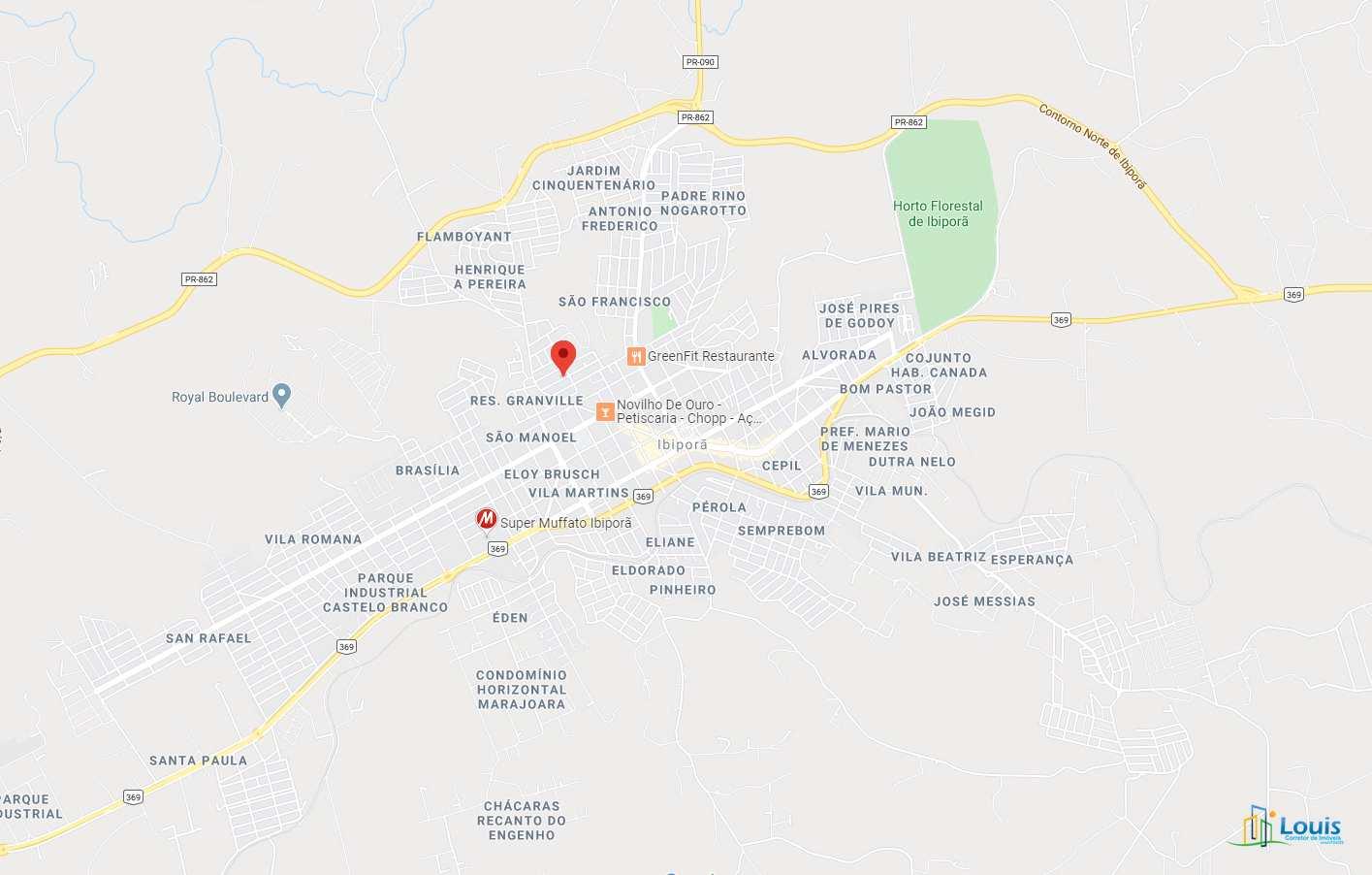 Casa em Peroba 80m², 3 Quartos, Vila Rosana - Ibiporã/PR