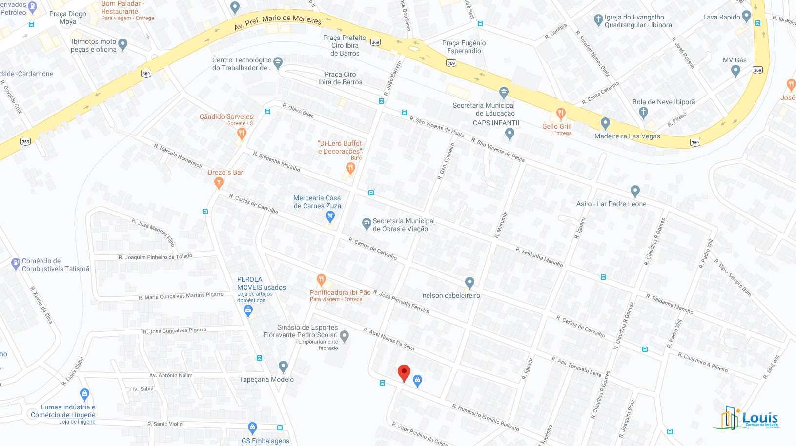 Terreno 275m², Jd. Semprebom - Ibiporã/PR