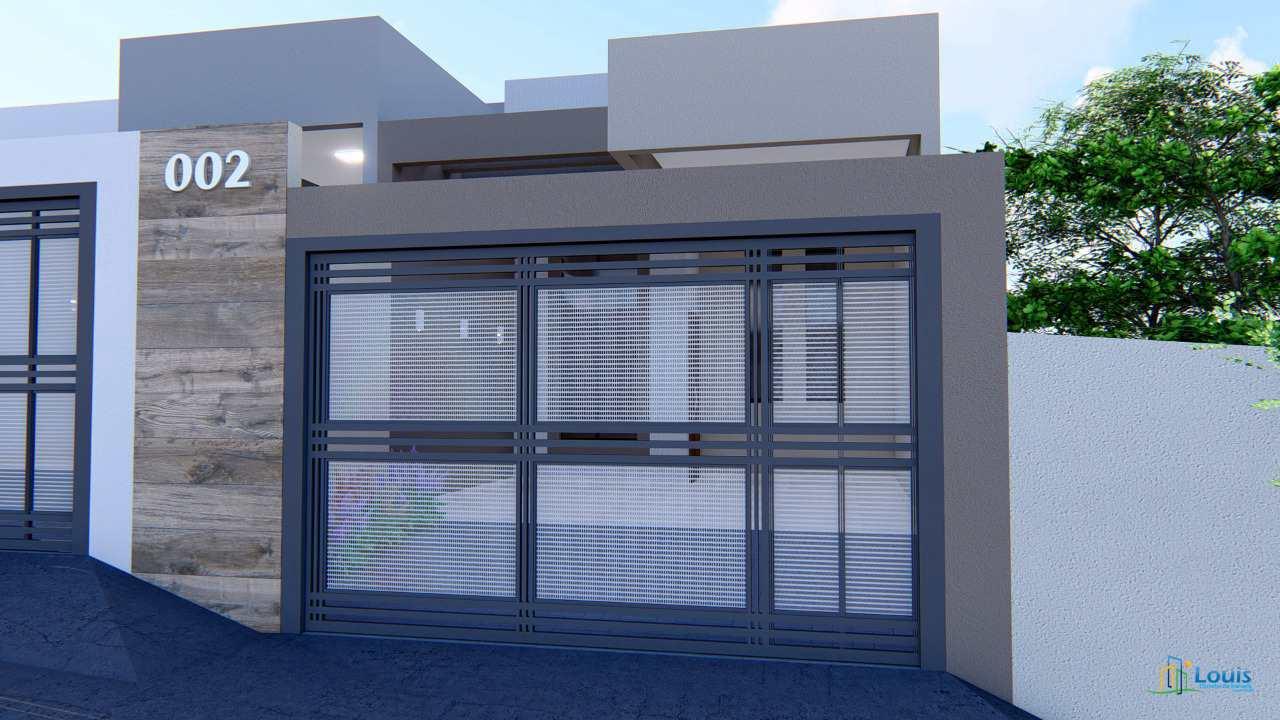 Casa nova, 3 dorm. Em Ibiporã. Oportunidade