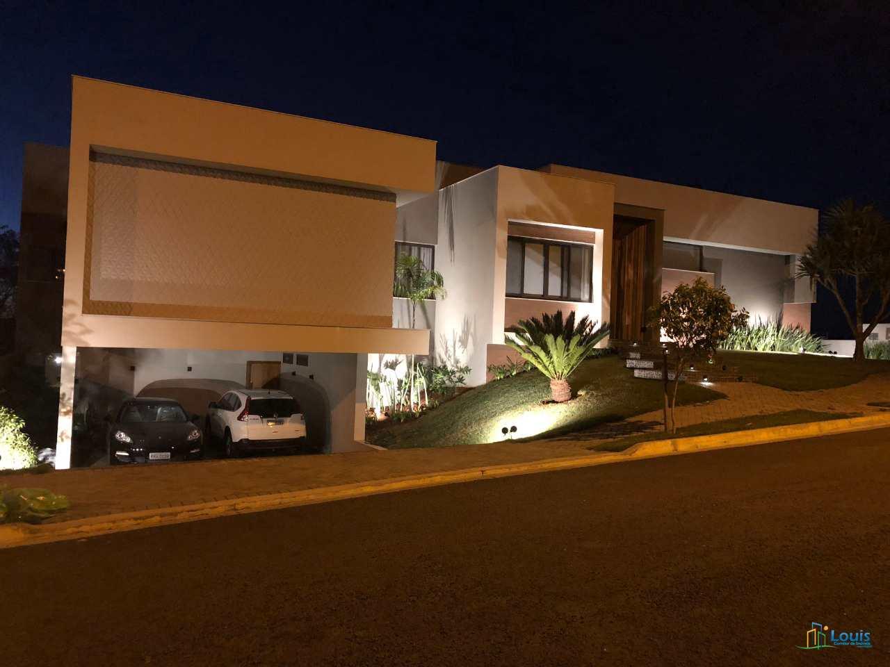 Casa Assobradada 470m², Royal Boulevard - Ibiporã/PR
