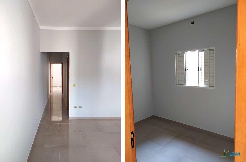 Casa Geminada (Dir) 2 Quartos, 61m², Vila Esperança, Ibiporã