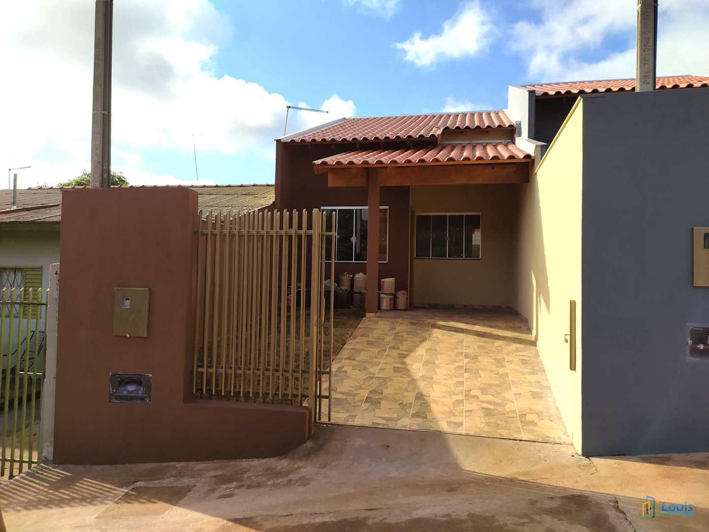 Casa Geminada (Esq) 2 Quartos, 61m², Vila Esperança, Ibiporã
