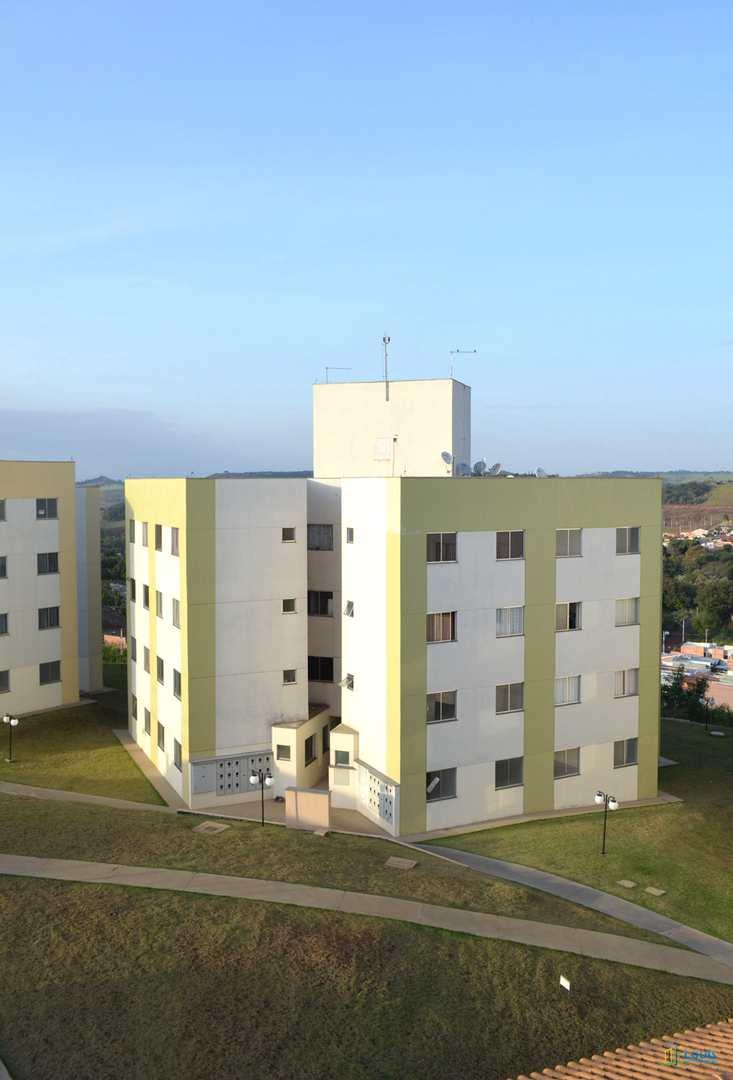 Apartamento c/ 2 dorm. Em Ibiporã. Aceita permuta.