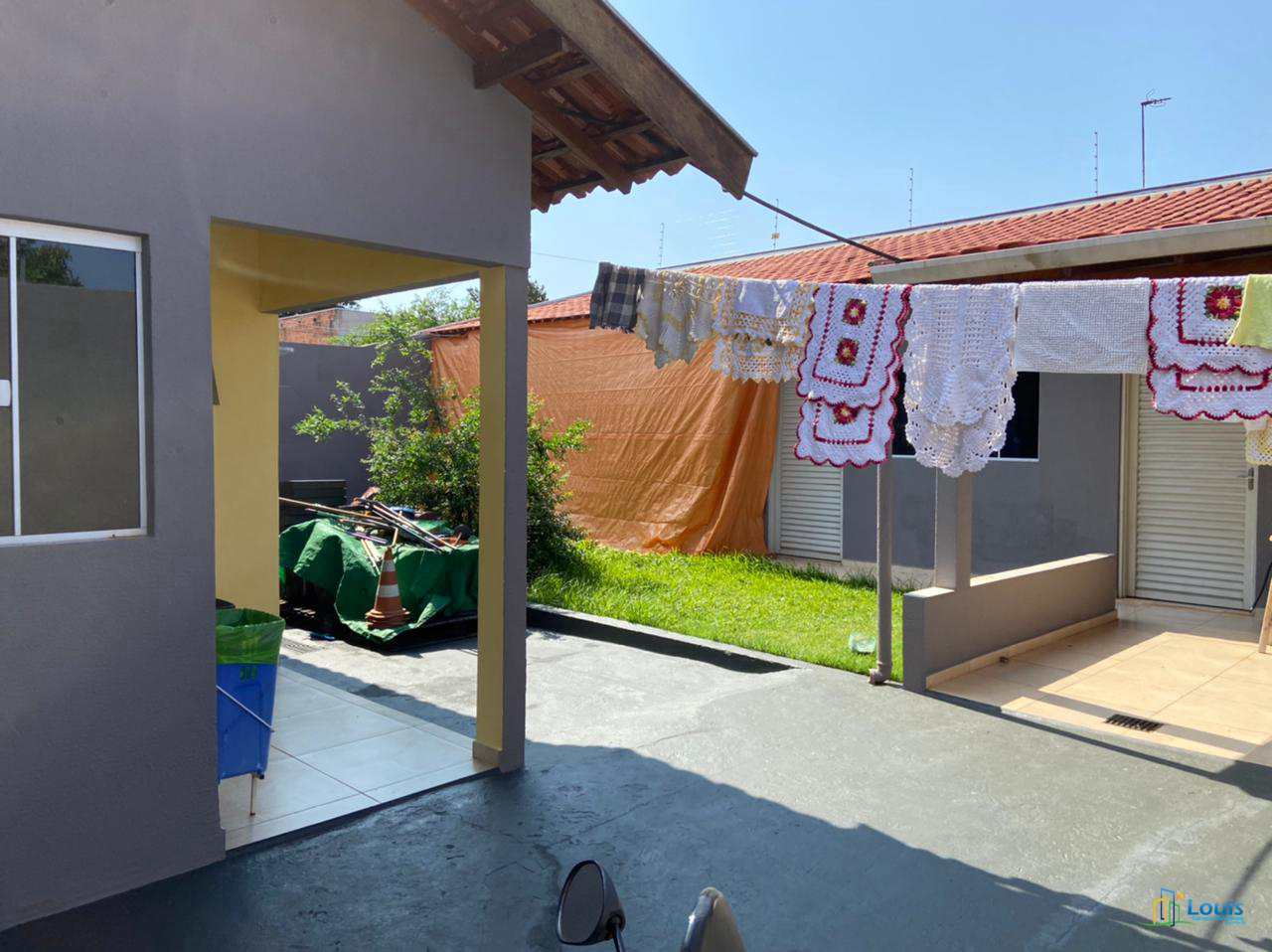 Casa c/ edícula, 4 dorm. 180m² em Ibiporã.