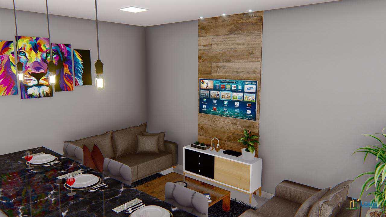 Casa com 2 dorms, Res Guandalini Ermano, Ibiporã - R$ 165 mil, Cod: 439